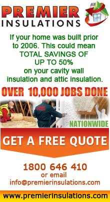 BER Insulation Company leitrim